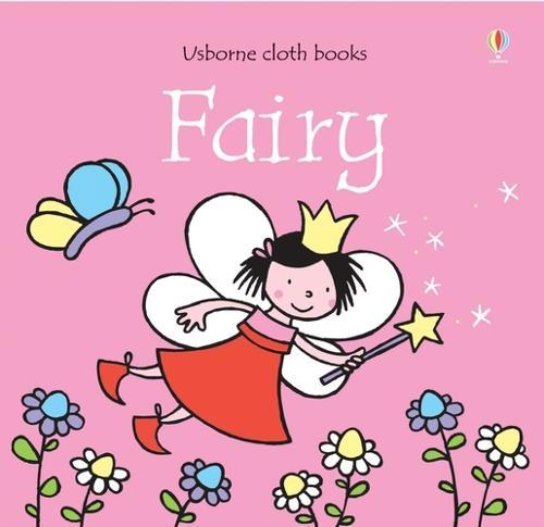 Cloth Fairy - Usborne Cloth Books (Hardback)