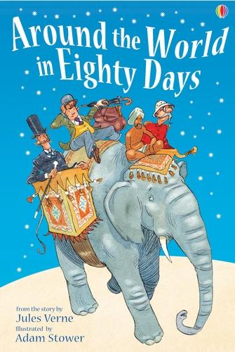 Around the World in Eighty Days: Guided Reading Packs - Young Reading Series Two