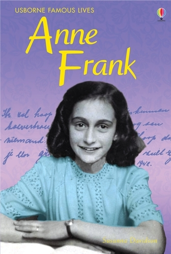 Anne Frank: Guided Reading Packs - Young Reading Series Three