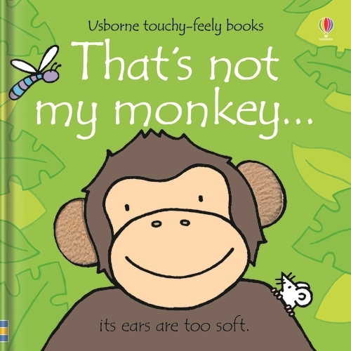 That's Not My Monkey - That's Not My... (Board book)