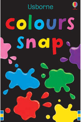 Colours Snap Cards - Snap Cards