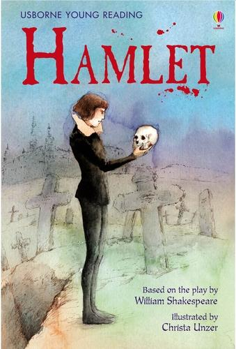 Hamlet - 3.2 Young Reading Series Two (Blue) (Hardback)