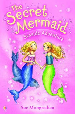 The Secret Mermaid Seaside Adventure - The Secret Mermaid 02 (Paperback)
