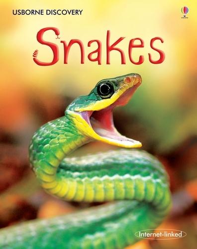 Snakes - Discovery (Hardback)