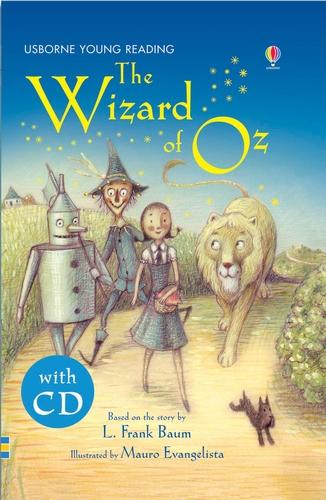 Wizard Of Oz Gift Edition - 3.21 Young Reading Series Two with Audio CD (CD-Audio)