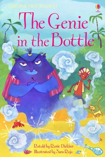 The Genie in the Bottle - English Learners (Hardback)