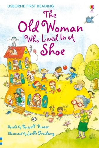 The Old Woman Who Lived in a Shoe - 2.2 First Reading Level Two (Mauve) (Hardback)