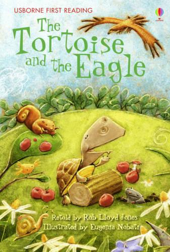 The Tortoise and the Eagle - 2.2 First Reading Level Two (Mauve) (Hardback)