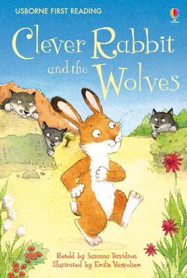Clever Rabbit And Wolves - 2.2 First Reading Level Two (Mauve) (Hardback)
