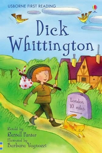 Dick Whittington - 2.4 First Reading Level Four (Green) (Hardback)