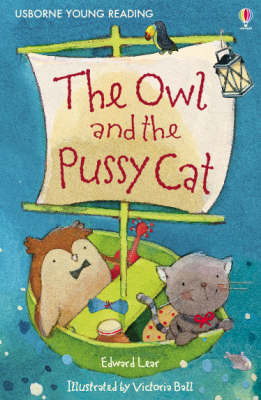 The Owl and the Pussycat - 2.4 First Reading Level Four (Green) (Hardback)