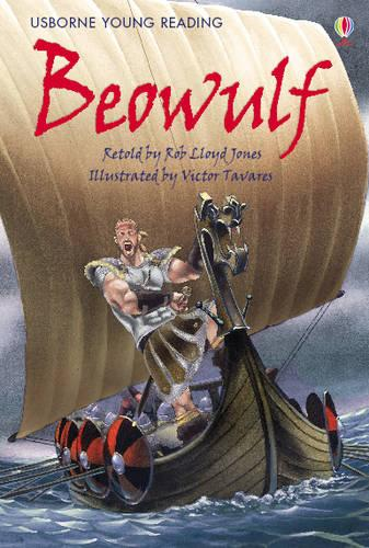 Beowulf - 3.3 Young Reading Series Three (Purple) (Hardback)