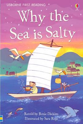 Why the Sea is Salty - 2.4 First Reading Level Four (Green) (Hardback)