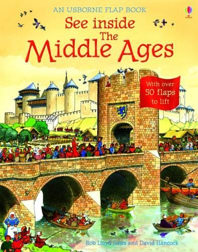 See Inside The Middle Ages - See Inside (Hardback)