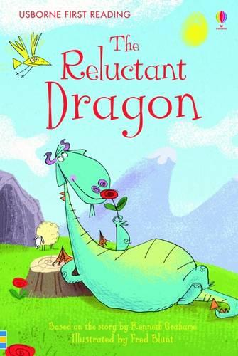 The Reluctant Dragon - 2.4 First Reading Level Four (Green) (Hardback)