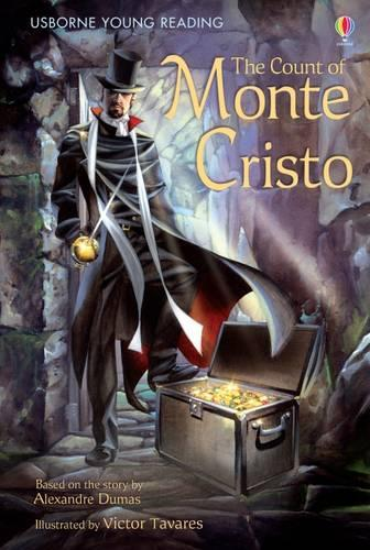 The Count of Monte Cristo - 3.3 Young Reading Series Three (Purple) (Hardback)