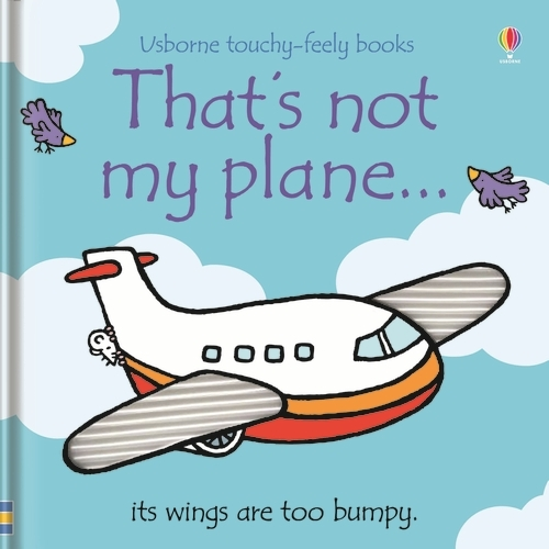 That's Not My Plane - That's Not My... (Board book)