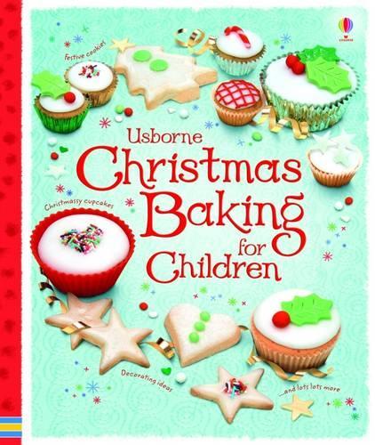 Usborne Christmas Baking for Children (Hardback)