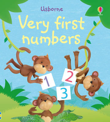 Very First Numbers (Board book)