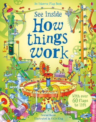 How Things Work: See Inside - See Inside (Hardback)
