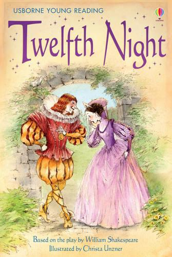 Twelfth Night - 3.2 Young Reading Series Two (Blue) (Hardback)