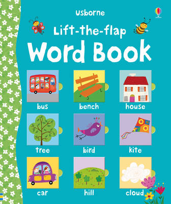 Lift-the-Flap Word Book (Board book)
