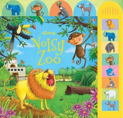 Noisy Zoo - Noisy Books (Board book)
