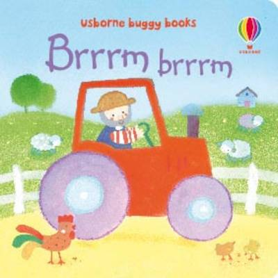 Brrm Brrm Buggy Book - Buggy Book