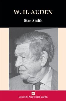Auden, W.H. - Writers & Their Work S. (Hardback)