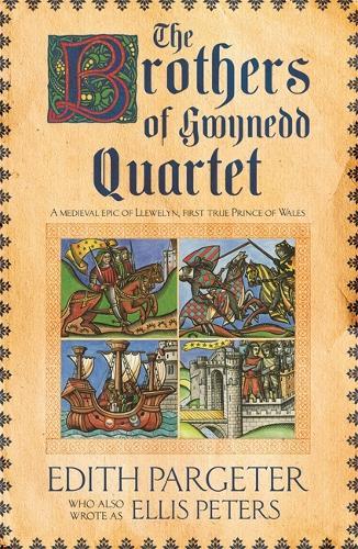 The Brothers of Gwynedd Quartet (Paperback)
