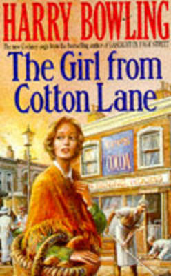 The Girl from Cotton Lane: A gripping 1920s saga of life in the East End (Tanner Trilogy Book 2) (Paperback)