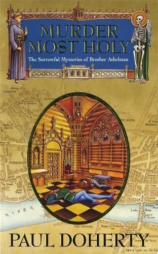 Murder Most Holy (Paperback)