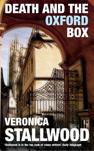 Death and the Oxford Box (Paperback)