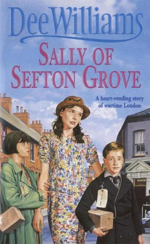 Sally of Sefton Grove: A young woman's search for love and fulfilment (Paperback)