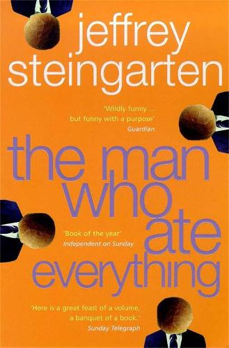 The Man Who Ate Everything (Paperback)