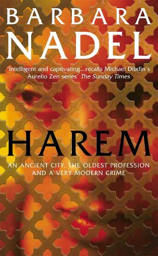 Harem (Inspector Ikmen Mystery 5): A powerful crime thriller set in the ancient city of Istanbul (Paperback)