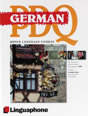 German - Linguaphone PDQ S.