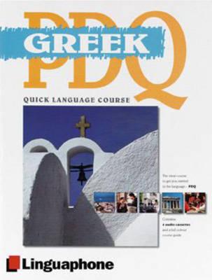 Greek - Linguaphone PDQ S.