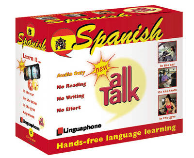 All Talk Spanish: Levels 1 & 2 (CD-Audio)