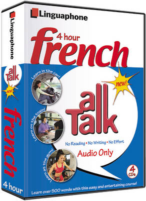 All Talk French (CD-Audio)