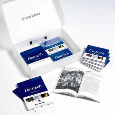Linguaphone German Second Stage Language Course: Intermediate to Advanced Level