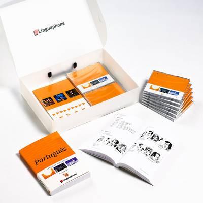 Linguaphone Portuguese Complete CD: Begiiner to Advanced Level