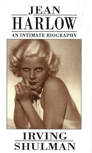 Jean Harlow: An Intimate Biography (Paperback)