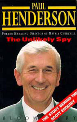 The Unlikely Spy: An Autobiography (Paperback)