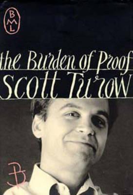 The Burden of Proof (Hardback)