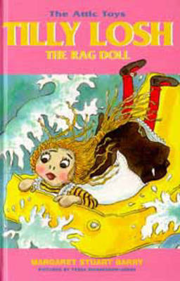 Tilly Losh: The Rag Doll - Attic Toys 3 (Hardback)