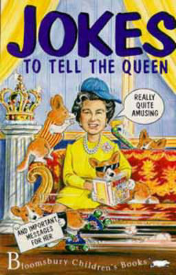 Jokes to Tell the Queen and Some Important Messages (Paperback)