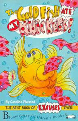 The Goldfish Ate My Knickers (Paperback)