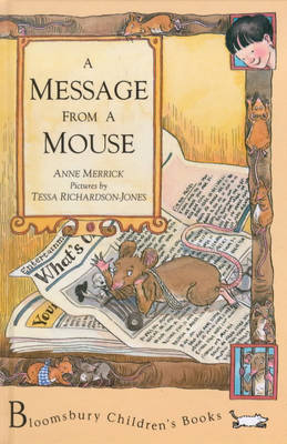 Message from a Mouse (Hardback)