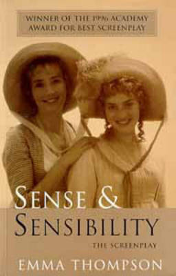 Sense and Sensibility: Screenplay (Paperback)